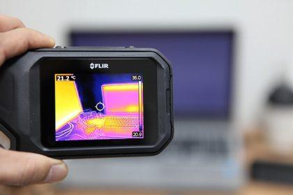 מהי מצלמת תרמית ואיך היא עוזרת לאתר נזילות צנרת בשטח?